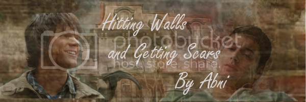 HittingWallsbanner