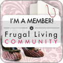 I&#39;m a Frugal Living Member