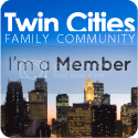 Twin Cities Community Badge